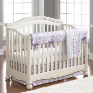Frantic Arrow Crib Bedding Carousel Designs