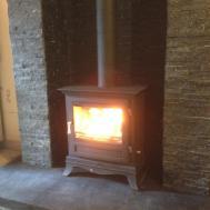 Freestanding Beaumont 8kw Fireplace Design