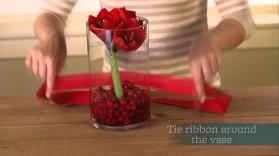 Fresh Christmas Centerpiece Ideas Cranberries