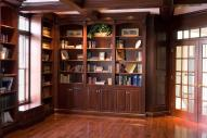 Fresh Home Library Decorating Ideas 615