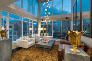 Fresh Listing Expansive Penthouse Mezzanine