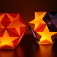 Fresh Modern Diy Paper Lanterns Christmas Lights