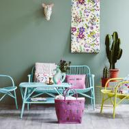 Fresh Pastel Style Your Living Room Mint Hues