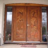 Front Doors Homes Posh Wells House