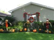 Front Yard Halloween Ideas