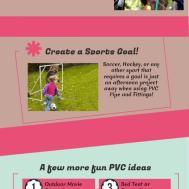 Fun Crafts Pvc Pipe Visual