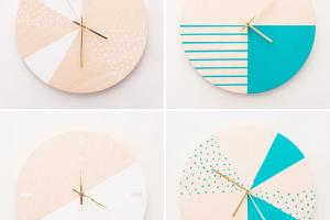 Fun Easy Ways Make Diy Wall Clocks