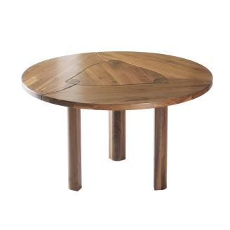 Furniture Fascinating Round Dining Table Leaves