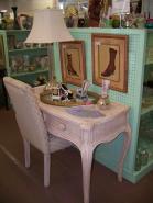 Furniture Office Design Ideas Pretty Feminine Girly