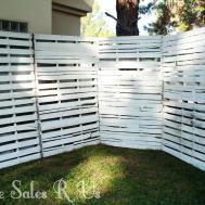 Garage Sales Diy Pallet Board Wall