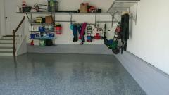 Garage Storage Floor Examples Neat Designs