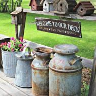 Garden Decor Popular Best Vintage Ideas