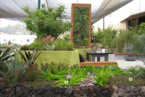 Garden Decorating Modern Landscape Home Backyard