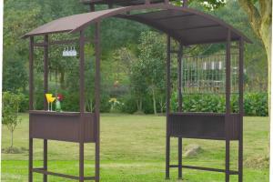 Gardenline Grill Gazebo Ideas