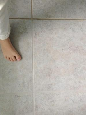 Gathered Kitchen Beautiful Clean Tile Grout