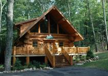 Gatlinburg Cabin Rentals History Log Cabins