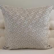 Geometric Key Custom Pillow Home Crush