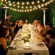 Geri Hirsch Backyard Birthday Dinner