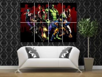 Get Cheap Marvel Canvas Art Aliexpress