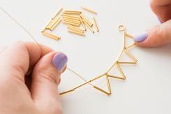 Get Geometric Modern Jewelry Diy Brit