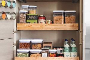 Get Organized These Kitchen Storage Ideas