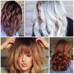 Girl Hair Style Fall Color Styles Dagpress