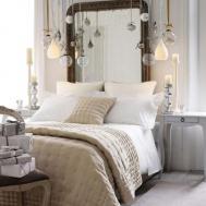 Glittery World Silver Bedroom Ideas