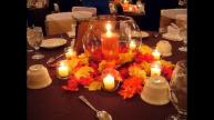 Good Fall Wedding Decorations Ideas
