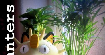 Googly Eyes Glitter Diy Planter Tutorial Happy