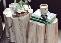 Gorgeous Diy Side Tables Can Totally Make Brit
