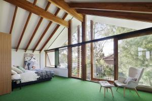 Gorgeous Doll House Extension Transforms Drafty