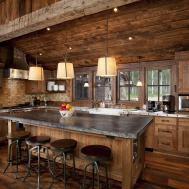 Gorgeous Log Home Wrap Around Porch Design