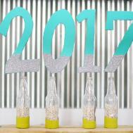 Graduation Party Diy Centerpiece Sugar Bee Crafts