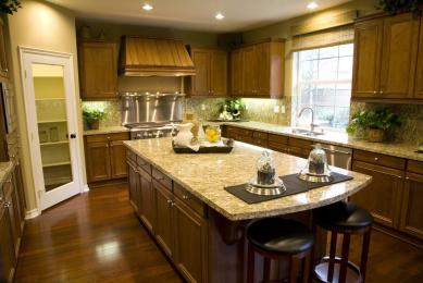 Grand Eclectic Kitchen Designs
