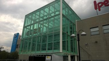 Grandaffi Shopping Blding Studio
