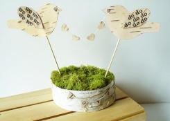 Green Affair Decorating Moss Peony Events