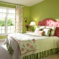 Green Bedroom Ideas Furnish Shades
