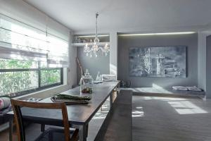 Grey Loft Athens Studio Lila Architect Designer