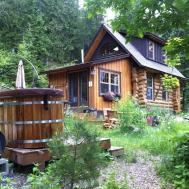 Grid Cabin Plans