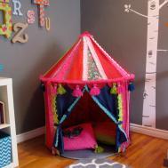 Hack Make Boho Play Tent Cirkust