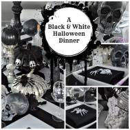 Halloween Dinner Party Celebrate Decorate