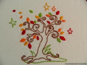Handmade Knottygal Autumn Treatise
