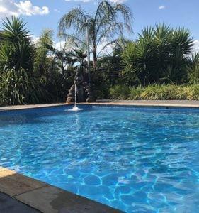 Happiness Hunter Retreat Pool