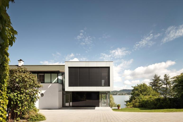 Haus See Spado Architects Glass Windows