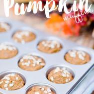 Healthy Pumpkin Muffin Recipe Yana Irbe