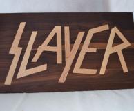 Heavy Metal Wood Cutting Board Steps