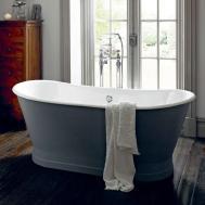 Heritage Madeira Cast Iron Freestanding Bath Bathhouse