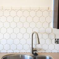 Hexagon Tile Kitchen Vintage Revivals