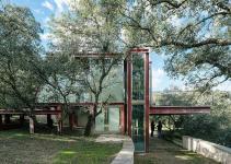 Hidden Pavilion Serenity Solitude Concealed