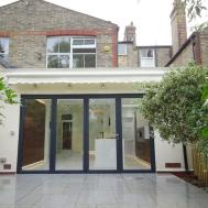 High End House Renovation Muswell Hill Building